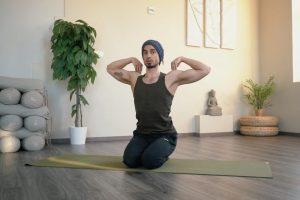 Ülőmunka kompenzálása jógával – 1. szint
