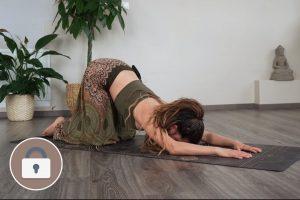 Yin jóga sorozat – A Fém elem – 1. szint