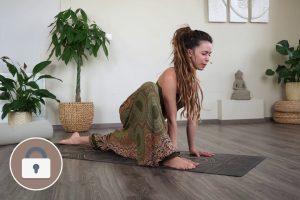 Yin jóga sorozat – A Tűz elem – 2. szint