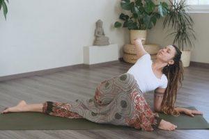 Női jóga a ciklushoz igazítva (1. rész) – Follikuláris szakasz – 1. szint