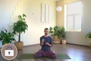 Pránajáma sorozat – Uddzsájí légzés – 1. szint