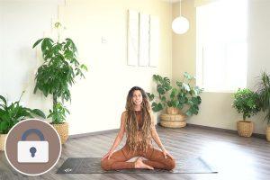 Zümmögő légzés – Brahmari pránajáma – 1. szint